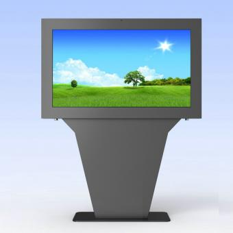 55-inch horizontal screen advertising machine